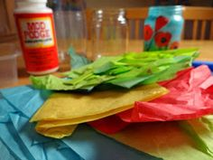 How to make a stained glass poppy votive Here's a fun little project that would make a lovely teacher or hostess gift for the holidays. Nursing Home Crafts, Remembrance Day Art, Poppy Craft, Arts And Crafts, Paper Crafts, Anzac Day, Art Lesson Plans, Cute Crafts, Hostess Gifts