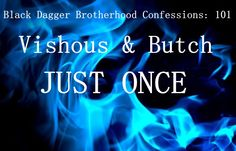 Vishous Butch black dagger brotherhood