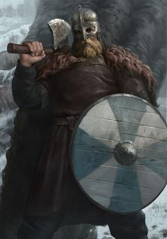 Viking by ilkerserdar.deviantart.com on @deviantART