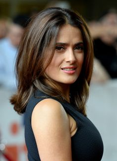 Salma Hayek attends the 'Kahlil Gibran's The Prophet' premiere during the 2014 Toronto International Film Festival at Ryerson Theatre on September 6, 2014 in Toronto, Canada