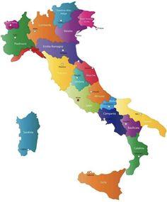 Italy Vacation, Italy Travel, Italian Side, Italian Village, Regions Of Italy, Italy Tours, Camping Places, Family Genealogy, Thinking Day