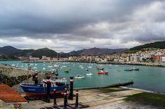 Embarcadero de Castro Urdiales  #Cantabria #Spain