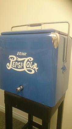 Pepsi-Cola cooler  https://www.facebook.com/rusticindustrial3280/
