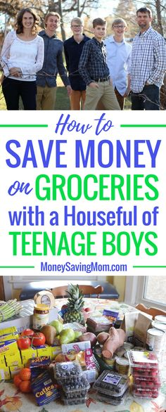 Guest post from Laura Heavenly Homemakers I just watched my 18-year old son eat an entire pound of strawberries for an afternoon snack. Tonight for dinner, my family will plow through three pounds of boneless chicken, three or four pounds …