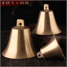 Free shipping ,80mm*80mm The new pure copper bells, sheep dog animal bells of the brass casting