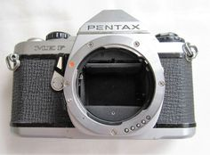 Pentax ME F 35mm SLR Film Camera Body Working TTL electronic focusing control. #Pentax Just listed at only £11.95 (!) Bargain !