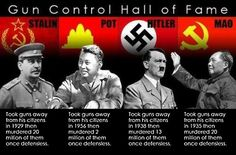 The Immoral, Selfish Act of Gun Control
