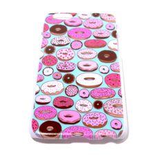Donut Print iPhone Case