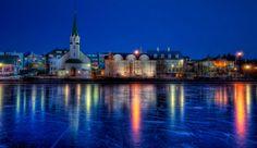 fotografias HDR Iceland - Frogx.Three