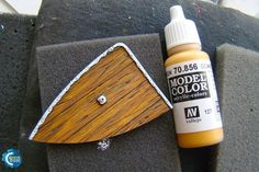 How to paint wood? | Coloured Dust