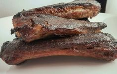 Chinese spare ribs. Easy and delicious. www.thesouthinmymouth.com Chinese Spare Ribs, Steak, Design Bleu, Pork, Schmidt, Easy, Architecture, Inspiration, Fume Hood