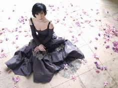 Enya--I love her songs! Especially Toy Soldier...such a good song!