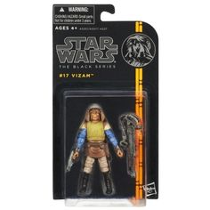 STAR WARS : Costumes and Toys : Star Wars Action Figure - Black Series 2013 - Vizam 3.75-inch
