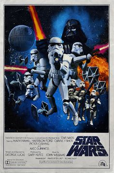 star wars poster!!!