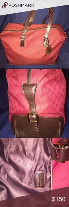 Large Ralph Lauren Carry on Luggage Gently used Bags Travel Bags