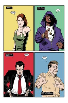 The Stonewall Riots the comic book