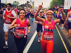London Marathoner Runs Tampon-less For 26.2 Miles