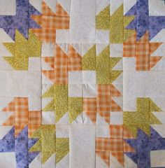 The Quilt Ladies Book Collection: Autumn Night - Quilt Block Weekly Quilting Templates, Quilt Block Patterns, Quilting Tutorials, Pattern Blocks, Quilting Projects, Quilting Designs, Quilt Blocks, Quilting Tips, Sewing Tutorials