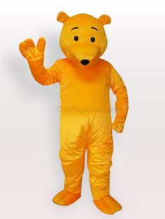 The Cartoon Bear Adult Mascot Costume - all the mascot costumes are global free shipping at http://www.cosplayzentai.com