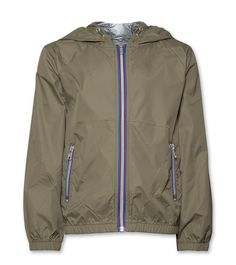 Weather nylon jacket