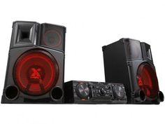 Mini System LG 1 CD 2600W RMS - USB MP3 e Bluetooth CM9750 com as melhores condições você encontra no Magazine Oliverneia. Confira!