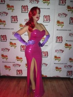 RuPaul's Drag Race - Chad Michaels as Jessica Rabbit