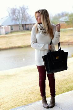 """fall/winter outfit 