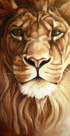 лев,красивые картинки
