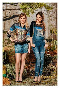 Guapo Inverno 2015   Lookbook Floresta Encantada
