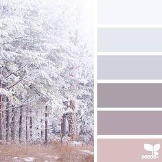 Explore Design Seeds color palettes by collection.