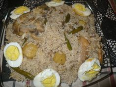 Old Dhaka Style Chicken Tehari