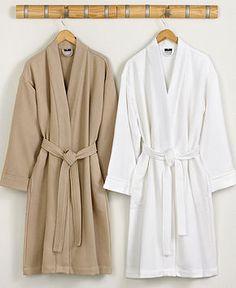 Genial Hotel Collection Robe, Pique Kimono Bathrobe   Bath Robes   Bed U0026 Bath    Macyu0027s