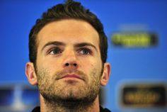 Juan Mata es otro de los luminarios de la selección española.
