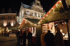 Gent Christmas market, from 6 to 29 December 2013