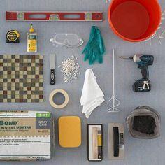 How to Tile Your Backsplash
