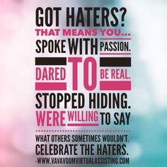 Rule of thumb: you can't please everyone #smallbiz #entrepreneur #business #factoflife
