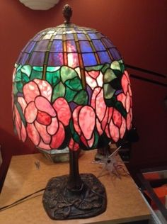 i have been studying and practicing the art of stained glass for over 30 years. in this time i have created hundreds of unique art pieces ranging from candle holders, picture frames, and tiffany style lamps to breathtaking windows. i would love the opportunity to assist you step by step and create your dream pieces! my rates are affordable and i offer supplies for your purchasi