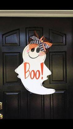 Heart's Desire FB Local business  Door Ornament for Halloween