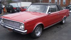 1966 Dodge Dart GT Convertible 318 CI, Automatic presented as lot at Kissimmee, FL 2015 -