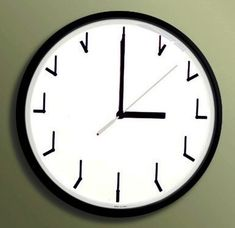 tautological clock