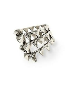 House of Harlow 1960 Pyramid Wrap Ring | Piperlime