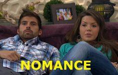 BB14 Shane and Danielle's NOMANCE