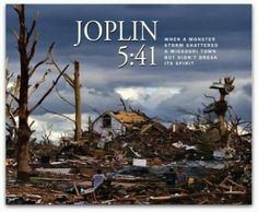 26th Street In Joplin Missouri Before And After The F5