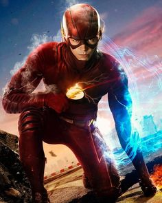 Flash poster promocional 3° Temporada.