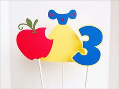 Snow White Cake Toppers by BMineOccasionDesign on Etsy, $8.00