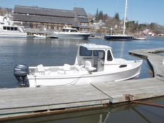 Crowley Beal 23' Pics Lot 2 - Downeast Boat Forum