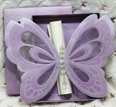 Purple Elegant Butterfly Party Wedding Invitations with Blank Scroll Inner Cards Paper Box for Engagement Birthday 100 Sets Price: US $650.00 | Purple Elegant Butterfly Party Wedding Invitations with Blank Scroll Inner Cards Paper Box for Engagement Birthday 100 Sets on Aliexpress.com | Alibaba Group