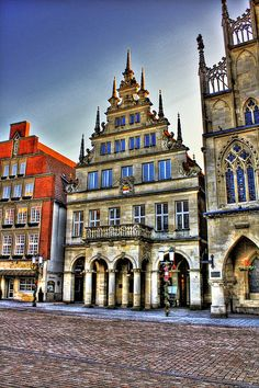 Prinzipalmarkt, Munster, Germany