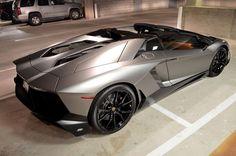 #Lamborghini Aventador Roadster LP720-4 50th Anniversary