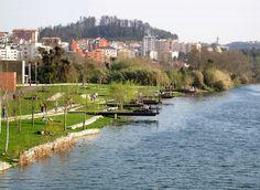 public space: Parque Verde do Mondego: Coimbra (Portugal), 2008